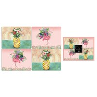 Tropical - Set of four placemats