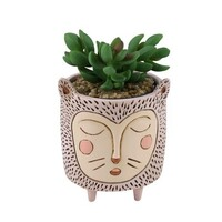 Baby PURRS Cat planter